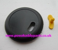Hub Cap & Pip for Double Spoke Wheel