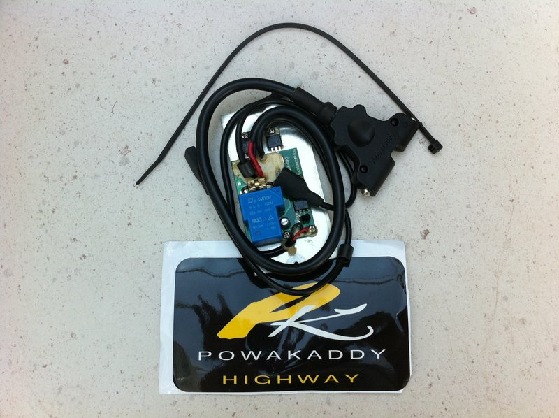 Powakaddy Spares - www electrictrolleyparts co uk