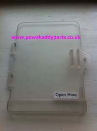 Clear Cover for Score Card Holder